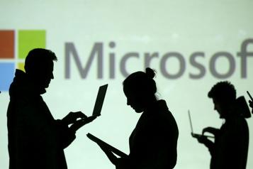 Microsoft envisage des réunions avec les hologrammes de collègues)