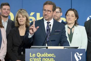 Le Bloc québécois dévoile sa plateforme pour la campagne