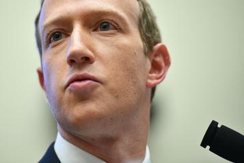 Mark Zuckerberg fait un don de 100?millions pour l'organisation des élections)