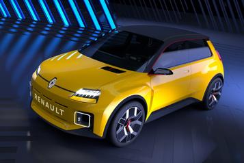 La Renault 5 est de retour! )