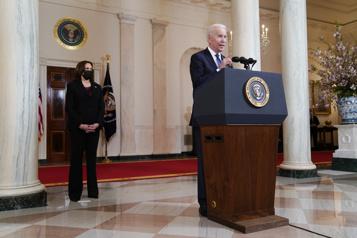 Derek Chauvin coupable Il peut s'agir d'«un pas de géant» pour les États-Unis, dit Biden)