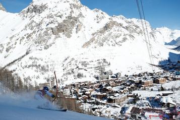 Ski: face au réchauffement, les Alpes cherchent despistes