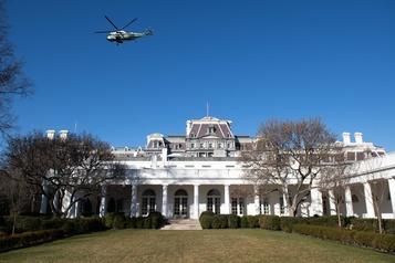 Coronavirus: la Maison-Blanche demande 2,5milliards au Congrès
