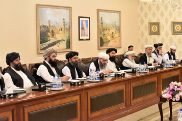 Afghanistan: les talibans «pleinement engagés» pour un accord avec les États-Unis, affirme leur numéro2