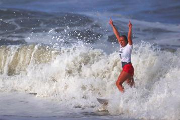 Surf Les surfeurs Moore et Ferreira dans l'histoire olympique)