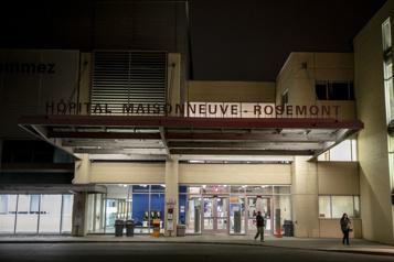 Hôpital Maisonneuve-Rosemont Une bombe à retardement)