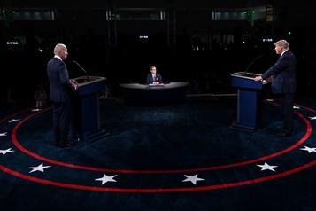 Débat présidentiel «Biden n'a pas perdu et Trump n'a pas gagné» )