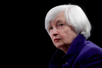 Yellen exhorte les grandes économies à de nouvelles aides «importantes»)