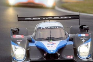 Peugeot va revenir en course aux 24Heures du Mans