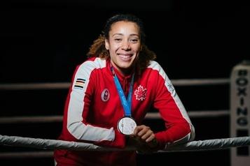 Boxe — Dopage Tammara Thibeault a reçu sa médaille d'argent des Jeux Panams)