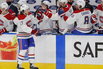 2e période Canadien1 - Oilers0)