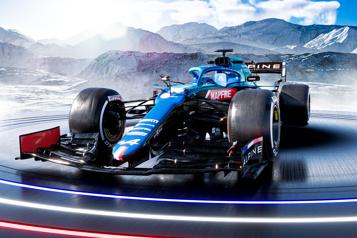Formule 1 En 2021, Alpine vise les podiums, mais se prépare pour 2022)