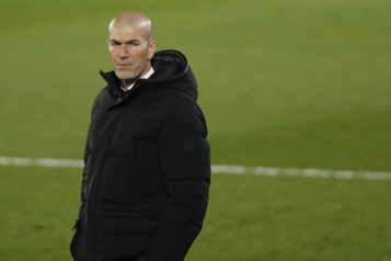 Zinédine Zidane atteint de la COVID-19)