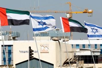 Le premier ambassadeur émirati en Israël est entré en fonction)