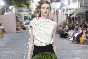 Fashion week NewYork retrouve les défilés)