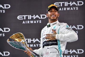 Mercedes souhaite s'entendre avec Lewis Hamilton