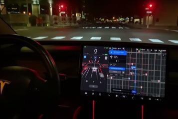 Censure des utilisateurs La NHTSA interpelle de nouveau Tesla au sujet d'Autopilot