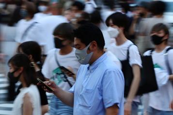COVID-19 Tokyo enregistre un nombre important de nouvelles infections)