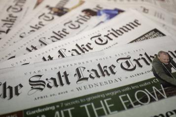 Plusieurs journaux américains ferment leurs salles de rédaction physiques)