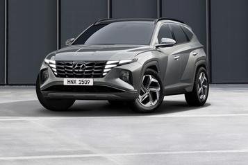Hyundai  Design remanié pour le nouveau Tucson)