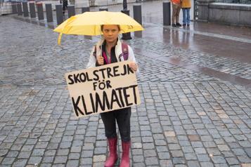 COP26 «Pas de grands changements» vont suivre, déplore Greta Thunberg