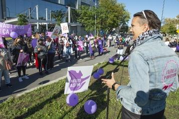 Début de la grève illimitée dans les garderies en milieu familial)