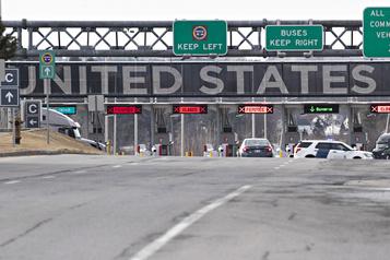 La frontière canado-américaine reste fermée jusqu'au 21septembre)