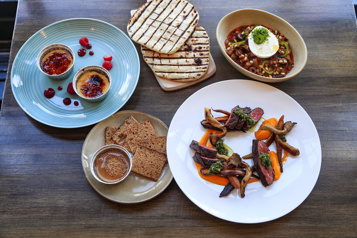 Bonnes adresses pour un menu à emporter Plateau, Mile-End, Petite-Italie et Outremont)