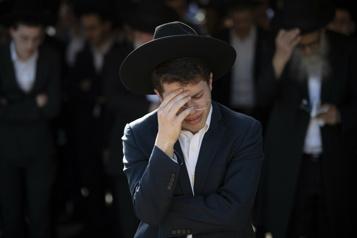Bousculade meurtrière en Isra?l Deux Montréalais parmi les victimes)