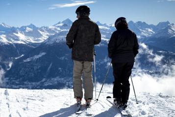 Autriche Des fêtards étrangers affluent dans les stations de ski)