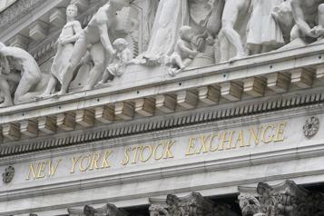 WallStreet conclut en forte hausse, records pour le DowJones et le S&P 500)