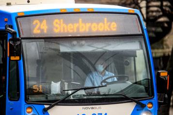 Fin du port du masque pour les chauffeurs d'autobus de la STM)