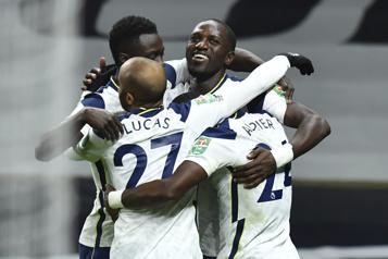 Tottenham en finale de la Coupe de la Ligue anglaise)