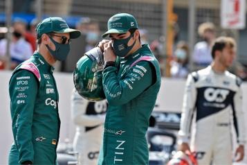 Formule 1 Aston Martin conserve Vettel et Stroll pour la saison prochaine