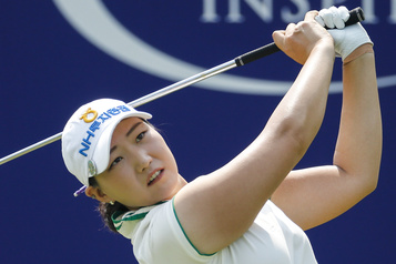 Mirim Lee remporte le tournoi ANA Inspiration)