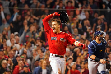 Les Red Sox éliminent les Rays en quatre matchs