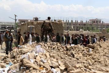 Afghanistan Le Pentagone minimise les combats du week-end)
