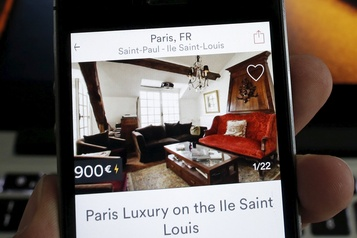 Paris poursuit sa chasse contre les locations illégales d'AirBnb