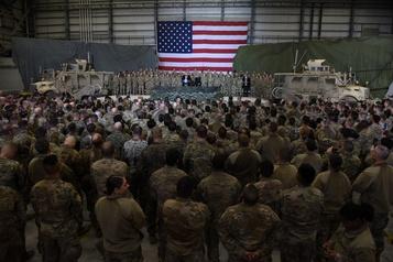 Retrait des troupes américaines en Afghanistan Une «avancée» pour les talibans)