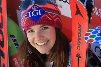 Ski alpin: Tina Weirather met un terme à sa carrière