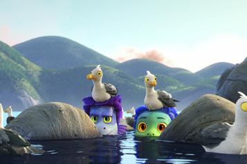 Luca La magie de Pixar aurendez-vous★★★★)
