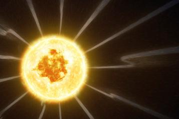 Le Soleil vu de plus près: une cascade de surprises