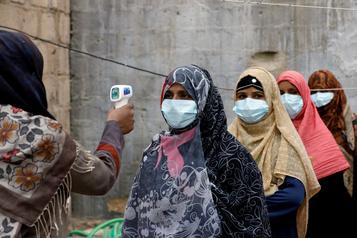 Le bilan de la pandémie dans le monde: plus de 606 000 morts)