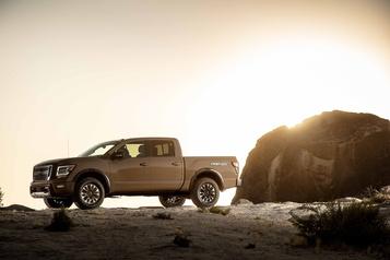 Banc d'essai Nissan Titan : figurant un jour, figurant toujours)