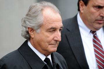 Mort du célèbre fraudeur américain Bernard Madoff)