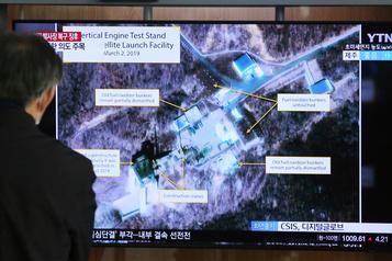 Corée du Nord: «test très important» sur la base de Sohae