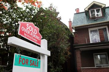 Hausse des ventes de maisons en juillet au pays