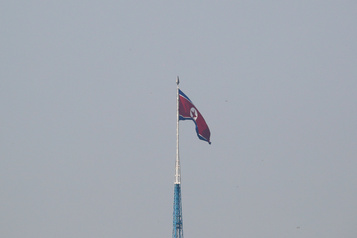 Corée du Nord: «test très important» sur la base de lancement de Sohae