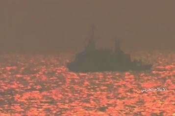Le Hezbollah montre des missiles anti-navire utilisés contre Israël