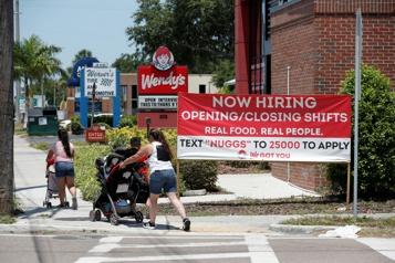 Les inscriptions au chômage continuent de reculer aux États-Unis)